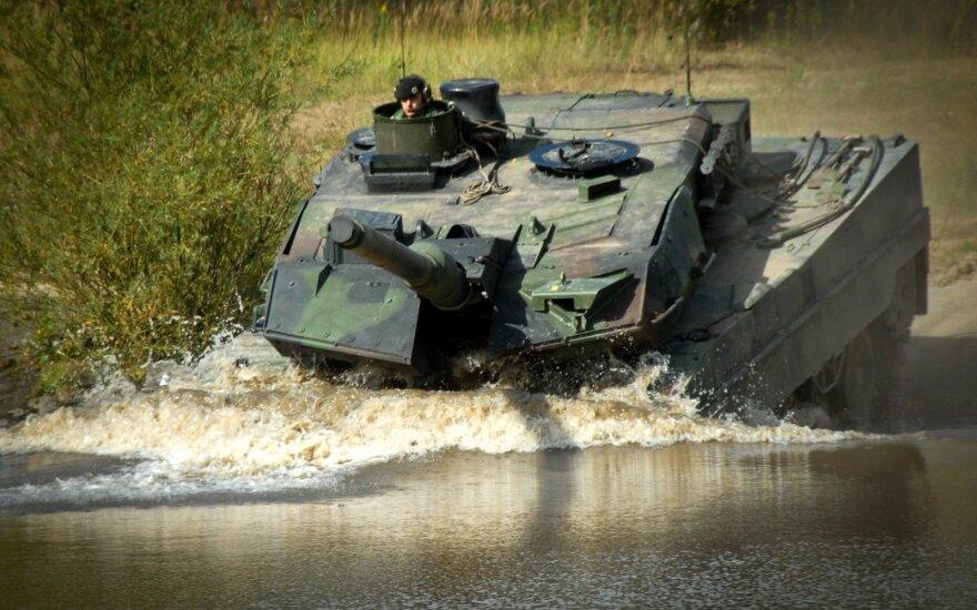 """Tank """"Leopard 2"""""""