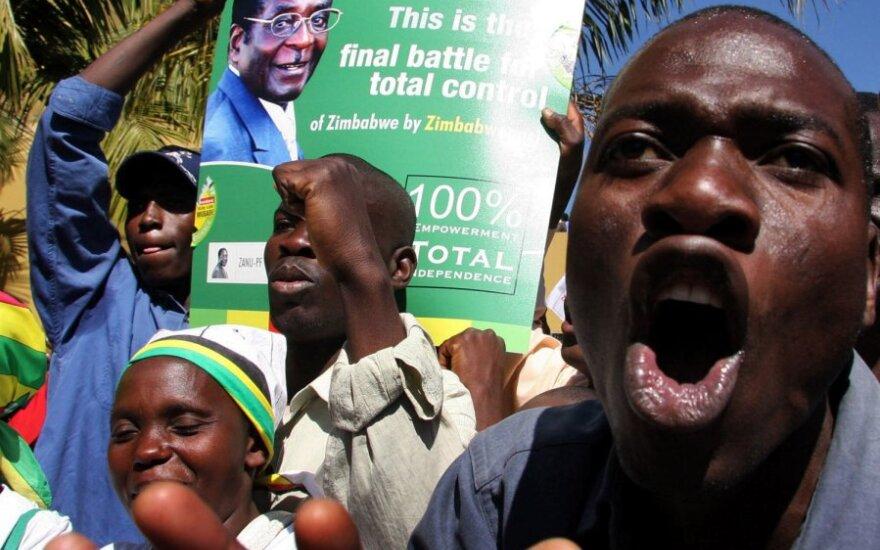 Zimbabwe: W skarbcu zostało tylko 200 dolarów