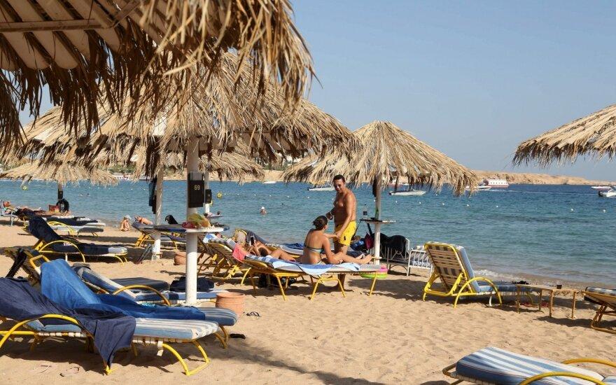 Министр заверил граждан Литвы, что Египет безопасен для туристов