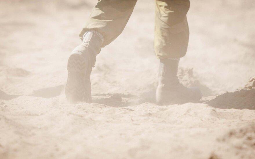 Немецкий военный подозреваемый в нанесении телесных повреждений: меня сексуально домогались