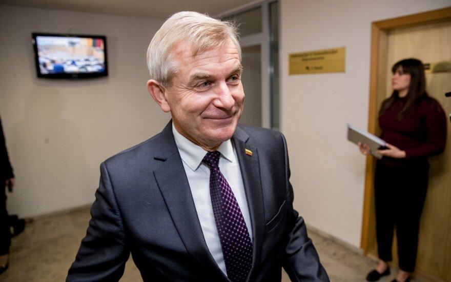 Спикер Сейма Литвы встретится с президентом Украины