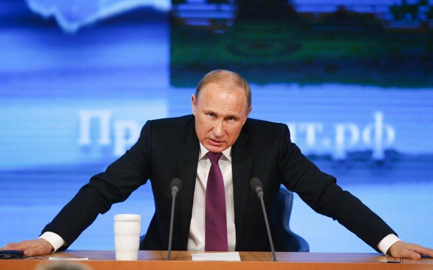 """Россия продолжит вооружаться: Путин пообещал армии и флоту новое смертоносное """"оружие будущего"""""""