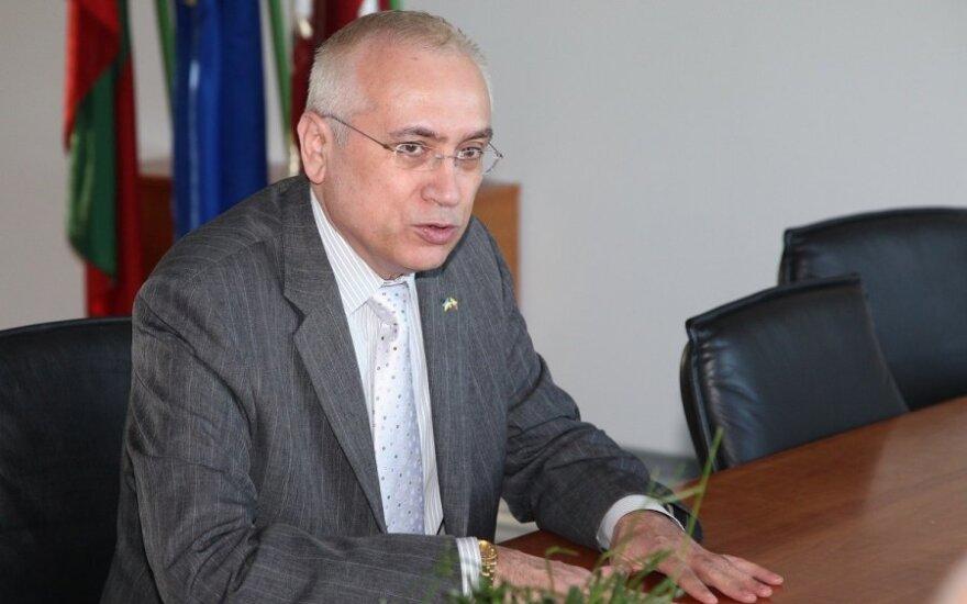 Посол: Украина надеется, что литовцы в её правительстве смогут реализовать реформы