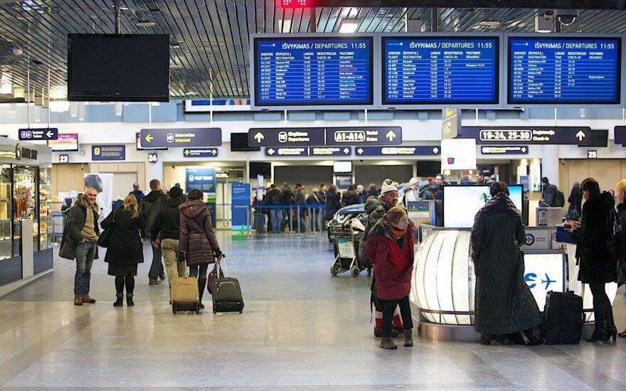 Аэропорты Литвы надеются на дальнейший рост