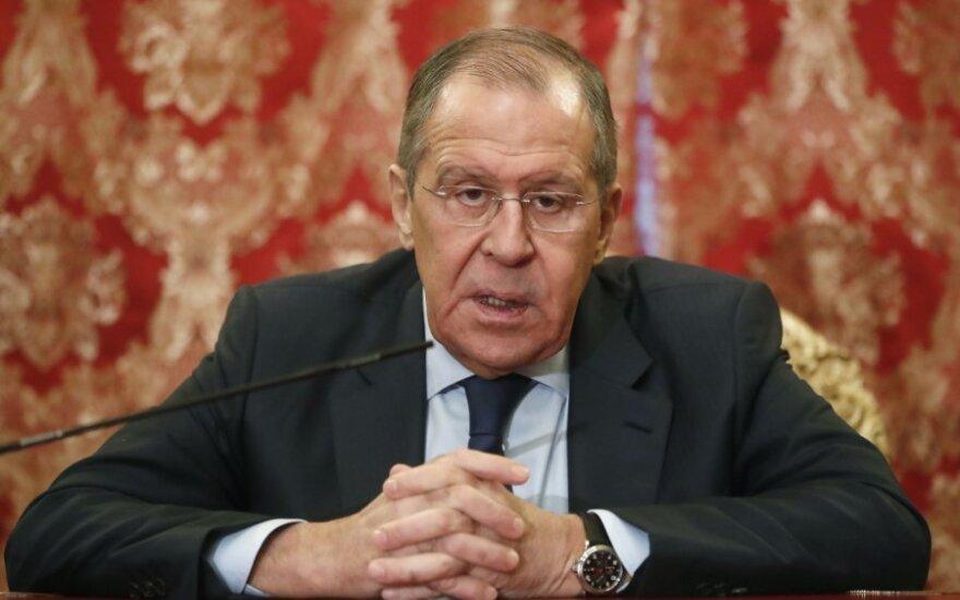 Sergėjus Lavrovas