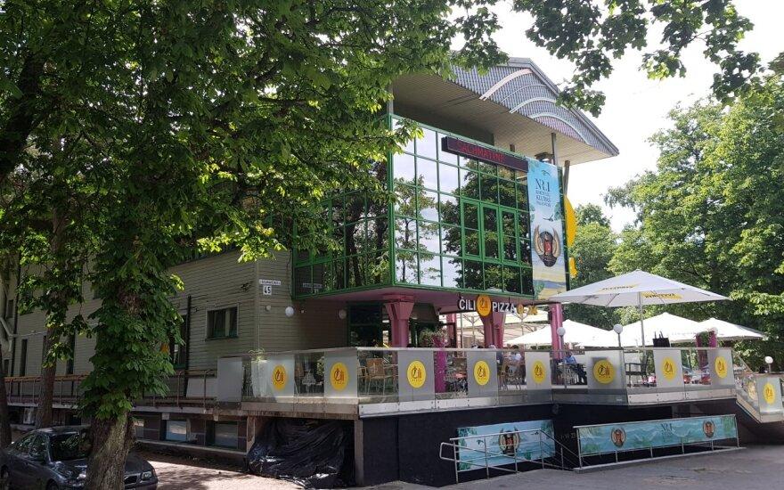В Паланге на продажу выставлен легендарный ресторан