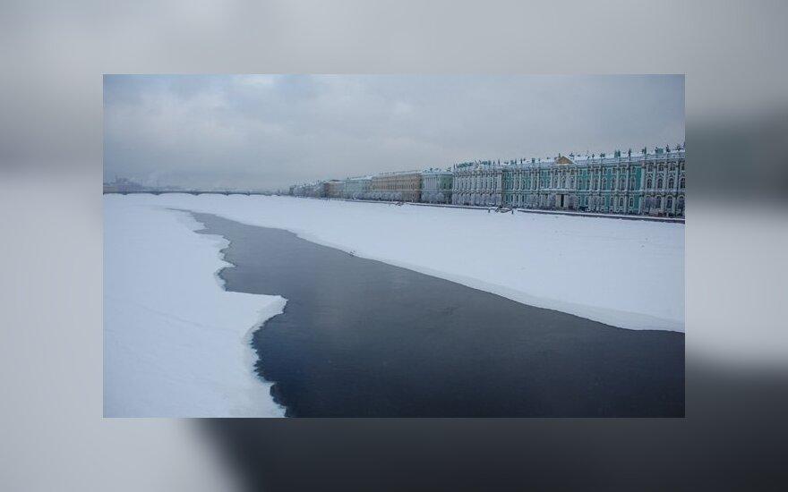 Литва участвует в благотворительном базаре в Санкт-Петербурге