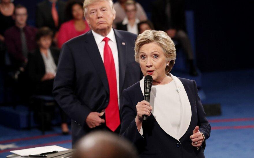 """Трамп окрестил Хиллари Клинтон """"величайшим неудачником всех времен"""""""