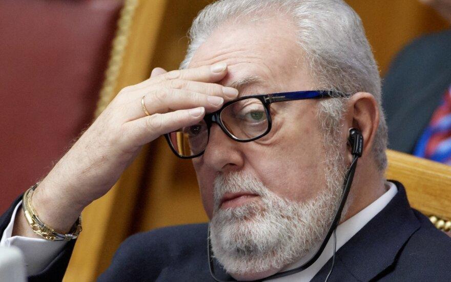 Глава ПАСЕ не пришел на заседание, где ждали его отставки