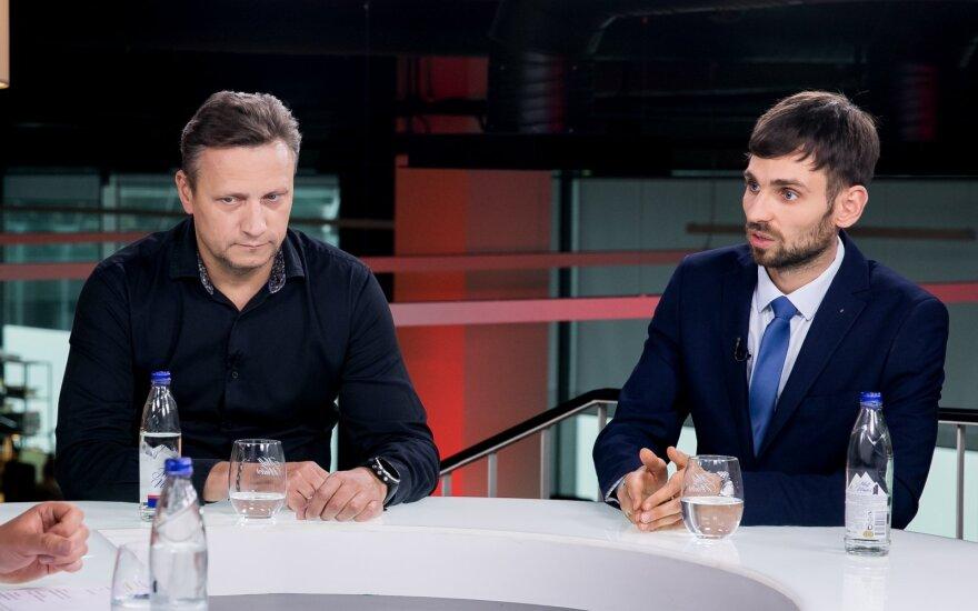 Vitoldas Milius, Arminas Mockevičius