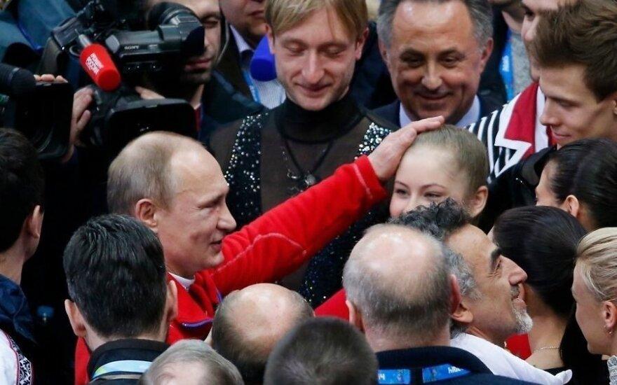 В.Шендерович. Олимпийская война: Путин и девочка на коньках