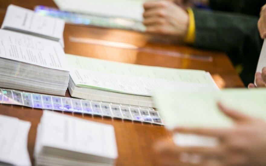 Savivaldybių tarybų rinkimai