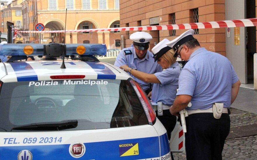 В Италии задержали подозреваемого в убийстве фоторепортера Роккелли под Славянском в мае 2014