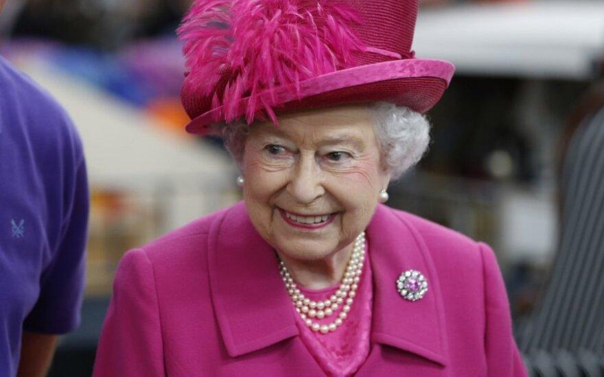 Brytyjska królowa Elżbieta II umiera