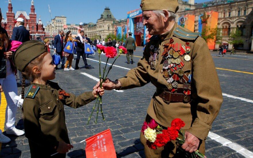 Ветеранские организации России просят Путина перенести парад Победы