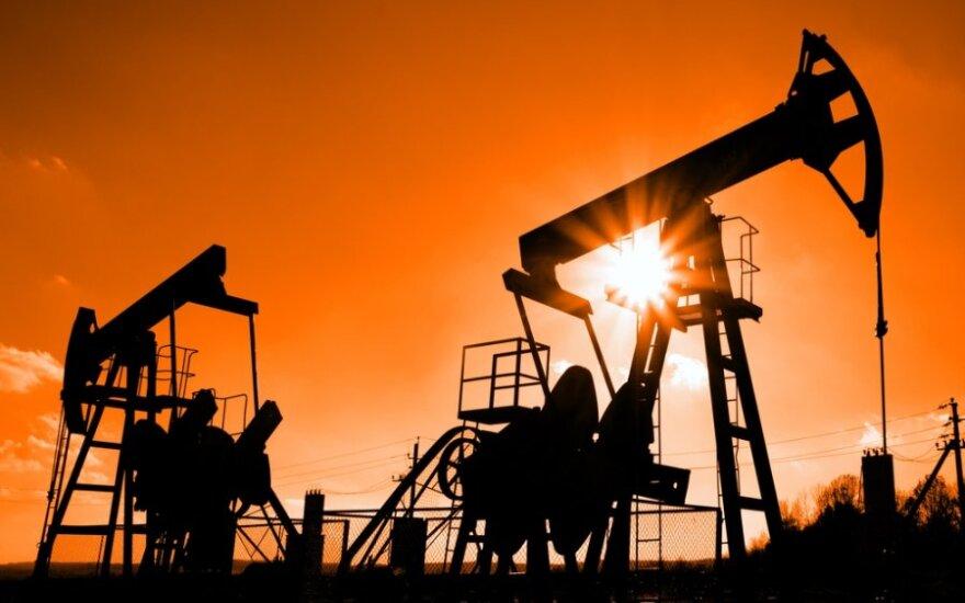 В Литве добыли меньше нефти
