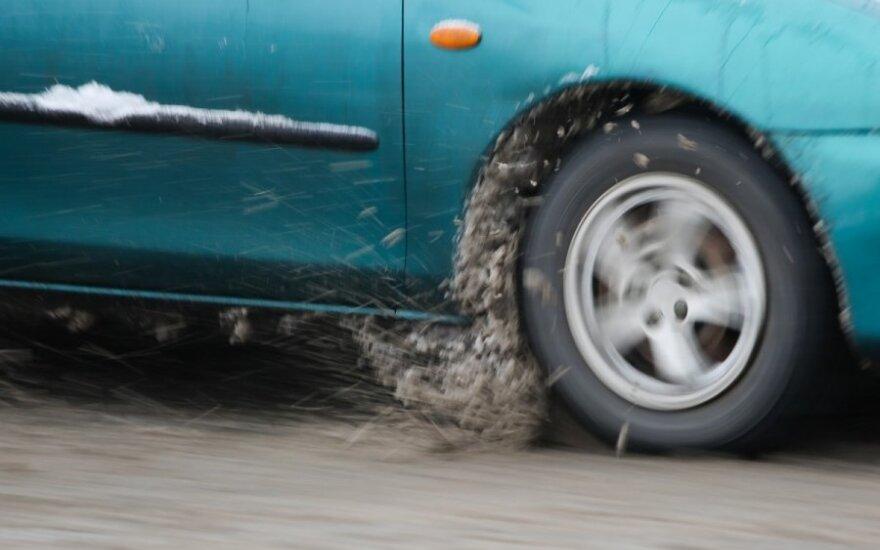 Катаешься на авто по льду замерзшего водоема - плати штраф