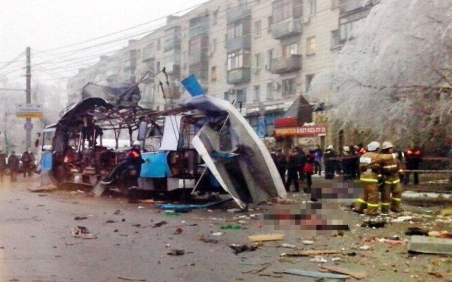 Еще двух пострадавших при взрывах в Волгограде доставили в Москву