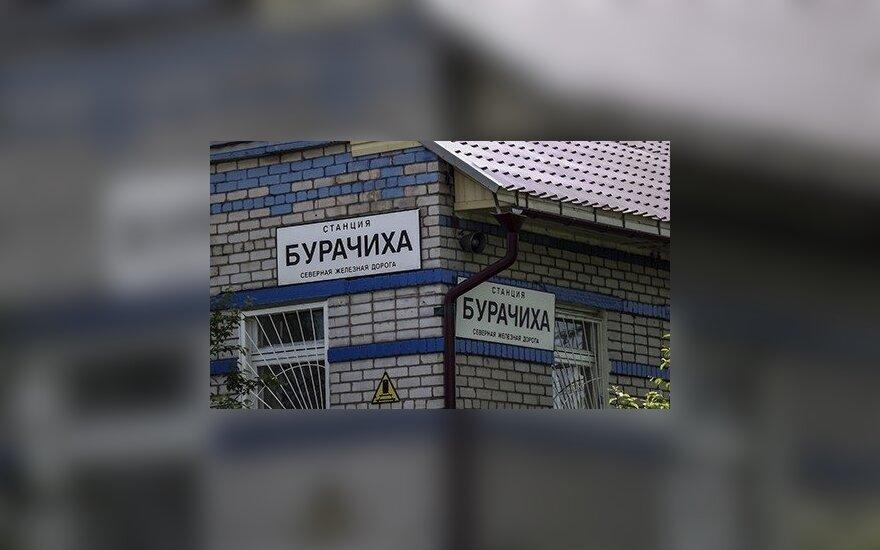 Stacja Buriaczicha