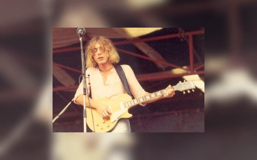 Скончался основатель британской рок-группы Soft Machine
