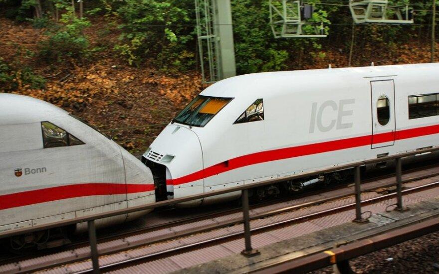 Балтия и Польша хотят европейских денег на железную дорогу
