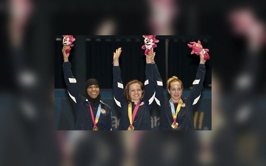 На Играх-2016 в Рио выступит первая американская спортсменка в хиджабе