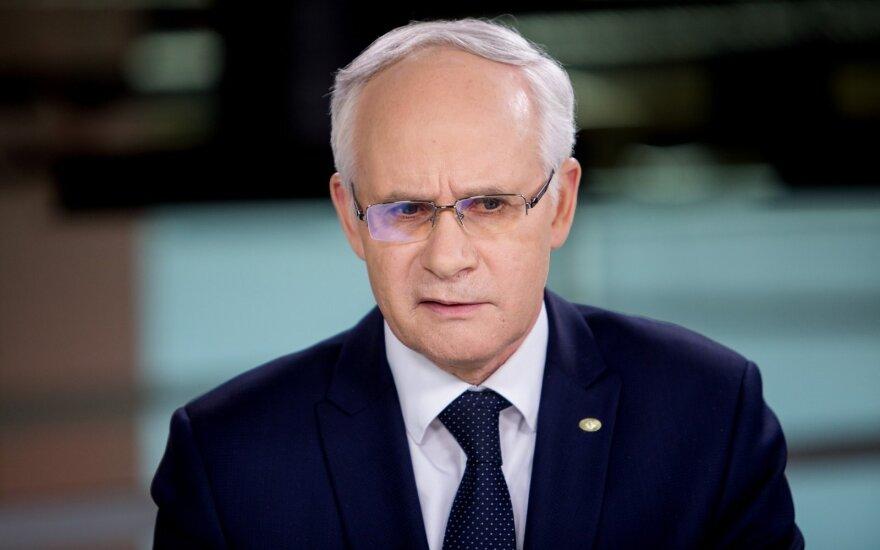 Министр обещает до 400 дополнительных мест для литовских детей в Вильнюсском районе