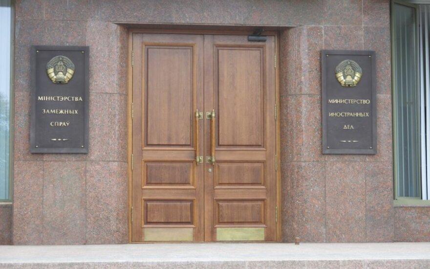 МИД Беларуси вводит ответные санкции в отношении стран Балтии