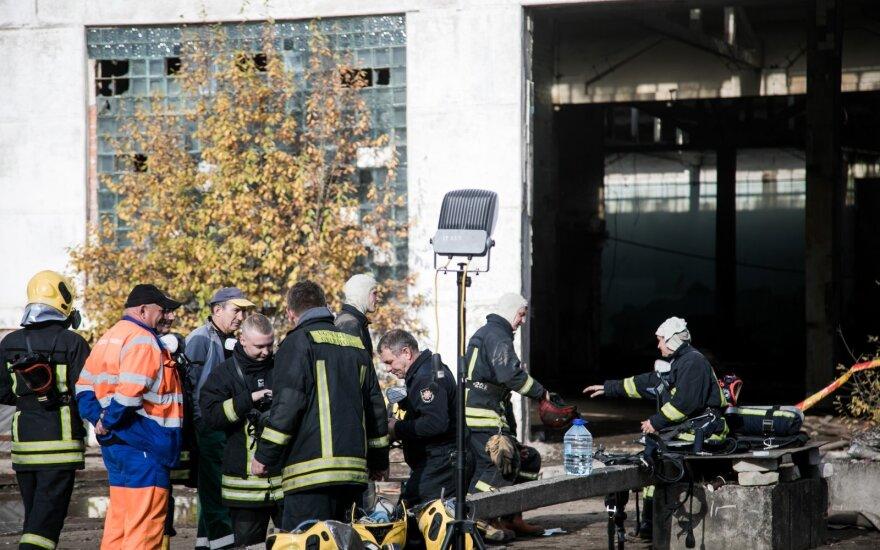 У 7 из 10 пожарных, работавших в Алитусе, установили проблемы со здоровьем
