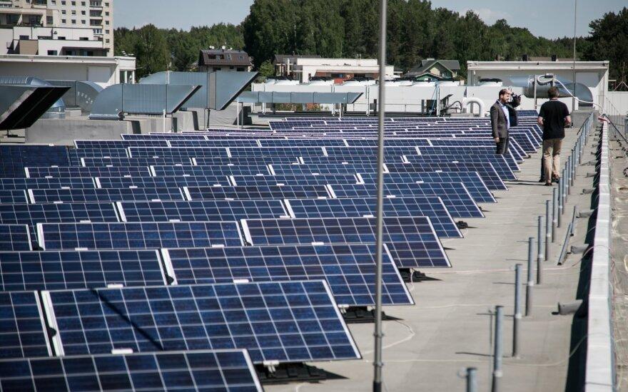 Литовская SoliTek оборудовала в Украине современную солнечную электростанцию