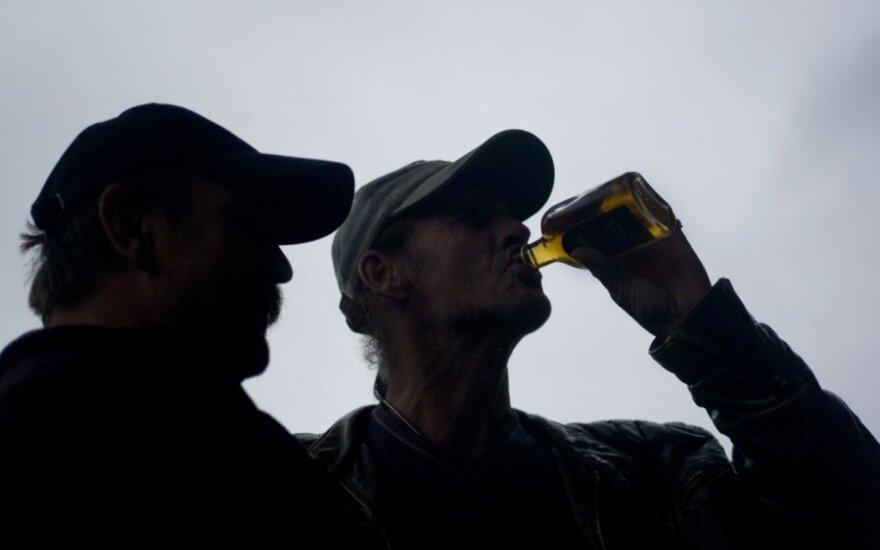 Zawody w piciu wódki skończyły się tragicznie
