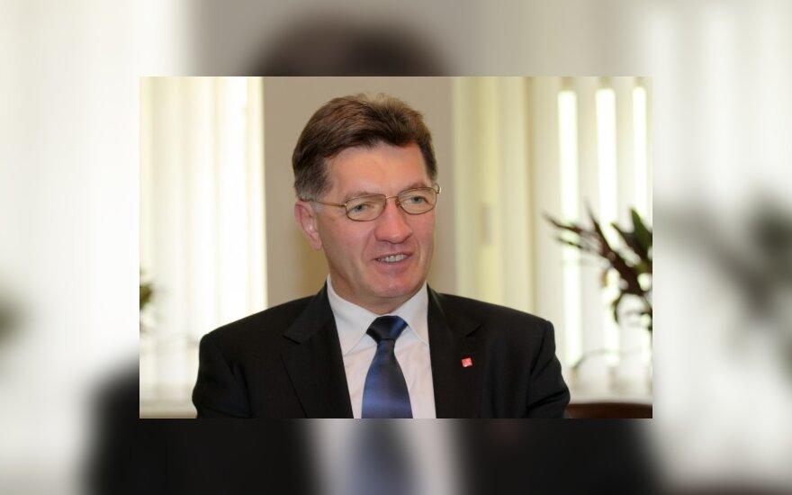 Algirdas Butkevičius, M.Ružės nuotr.