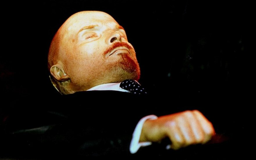 Lenino mauzoliejus