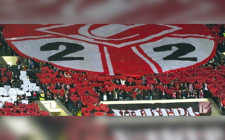 """""""Spartak"""" aistruolių laukia akistata su """"Porto"""""""