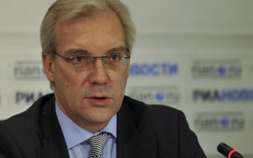 """Rosja: Stosunki z NATO zbliżyły się do """"punktu zamrożenia"""""""