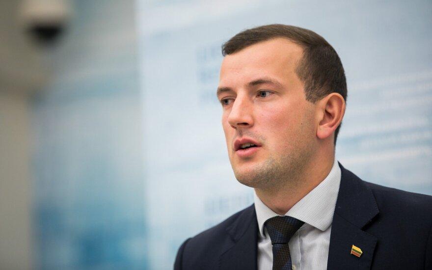 Новый министр экономики Литвы намерен реорганизовать Департамент туризма