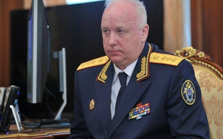 Как в СССР: глава Следственного комитета России предлагает конфисковывать все