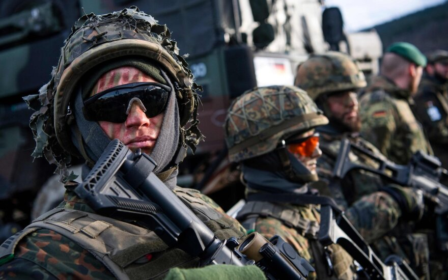 Vokietijos kariai