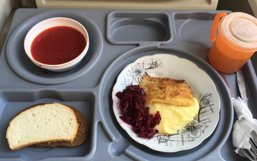 Компании, поставляющие еду в больницы, одобряют проверки