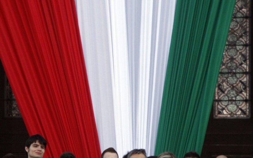Orbán na Litwie