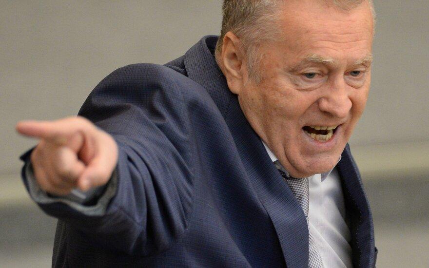 """Жириновский предложил сменить главу МИД России: """"нужна более жесткая линия"""""""