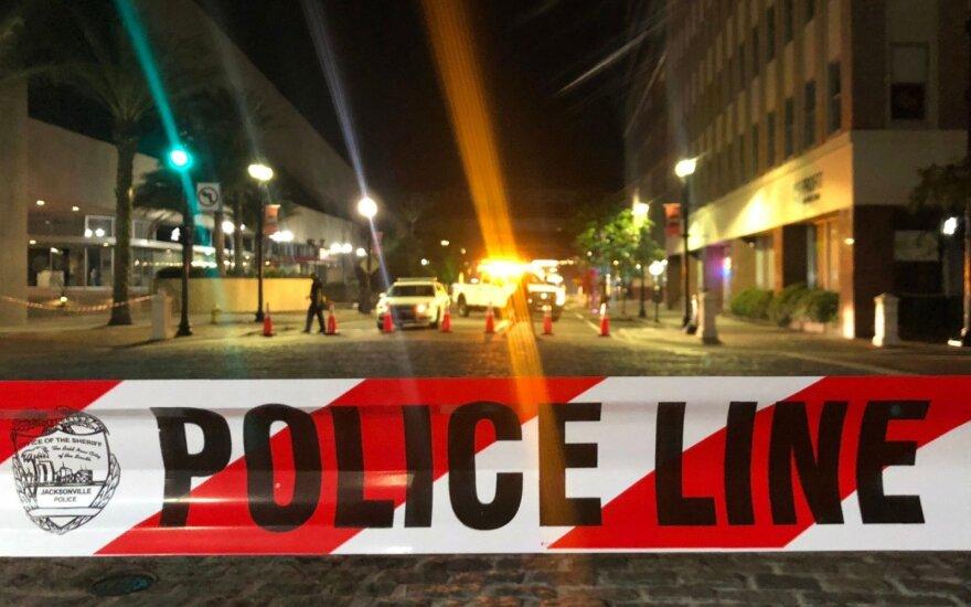 Стрельба во Флориде: власти говорят о трех погибших, включая злоумышленника