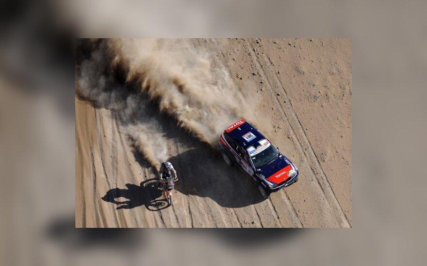 2010 metų Dakaro ralis