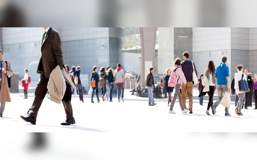 По индексу социального развития Литва поднялась на 35-е место