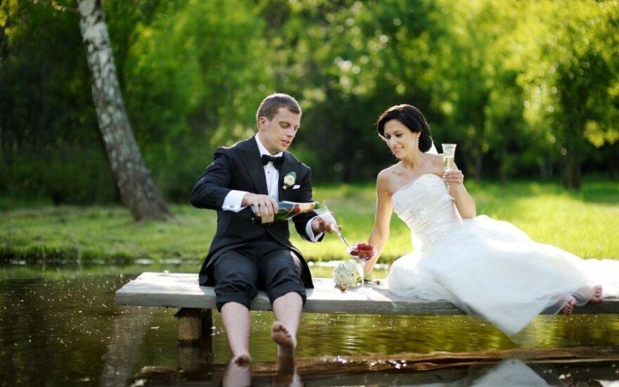 Брак укрепляет сердце