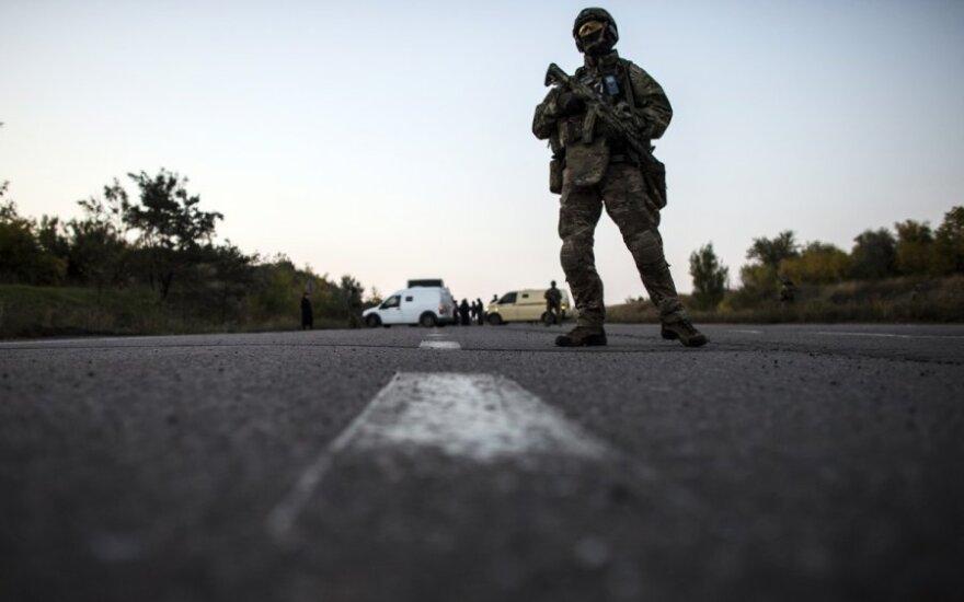 СНБО Украины: утром боевики прекратили обстрелы позиций сил АТО