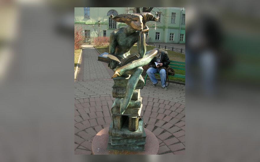 Skulptūra Sankt Peterburge