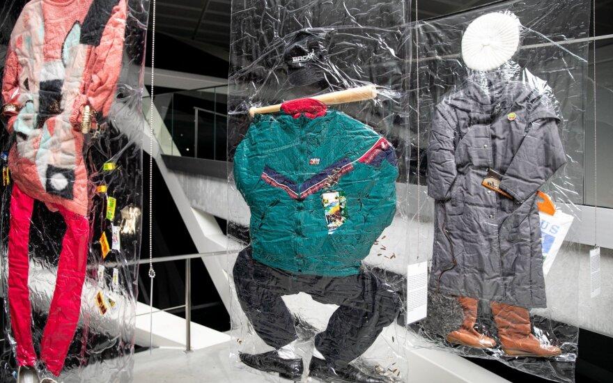 Вильнюсский музей МО приглашает окунуться в 90-ые
