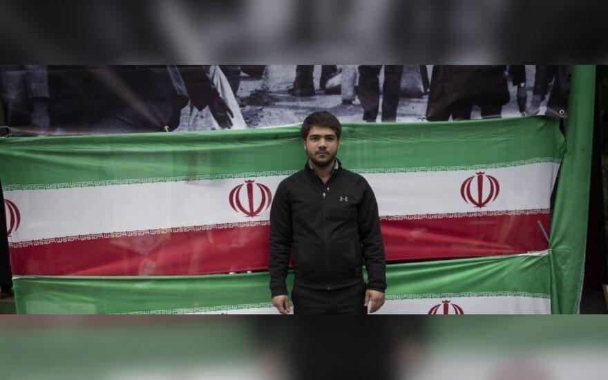 """Иран жалуется на """"семитский подтекст"""" эмблемы Игр-2012"""