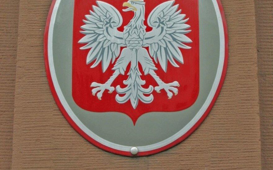 Польша благодарит за название улицы Вильнюса именем Леха Качиньского